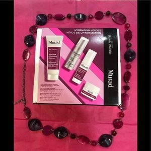 NEW Murad Skincare Set, never opened